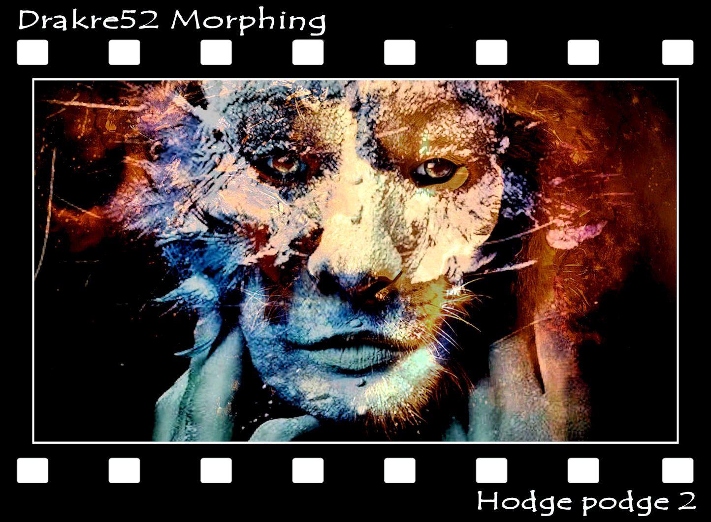Hodge podge II Morphing. Music: Karpa. Morphing: Drakre52. Film: https://youtu.be/yey1sXwShTc Album: https://plus.google.com/u/0/b/115112554268463328907/collection/g1BjBB Album: https://nl.pinterest.com/Drakre52/hodge-podge/