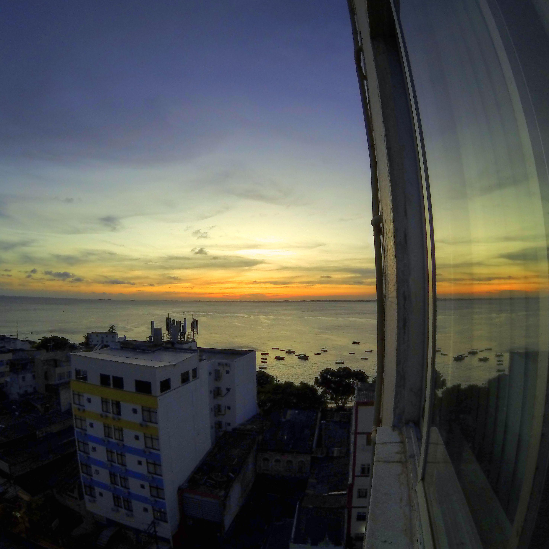 Sunset, Porto do Barra.