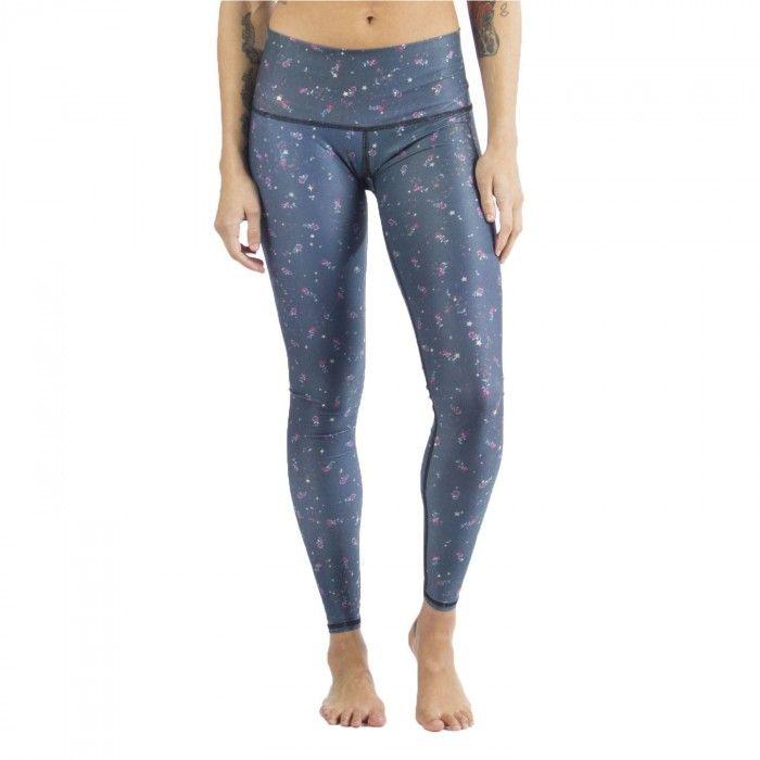 Teeki Pixie Rose Eco-Friendly Yoga Hot Pants