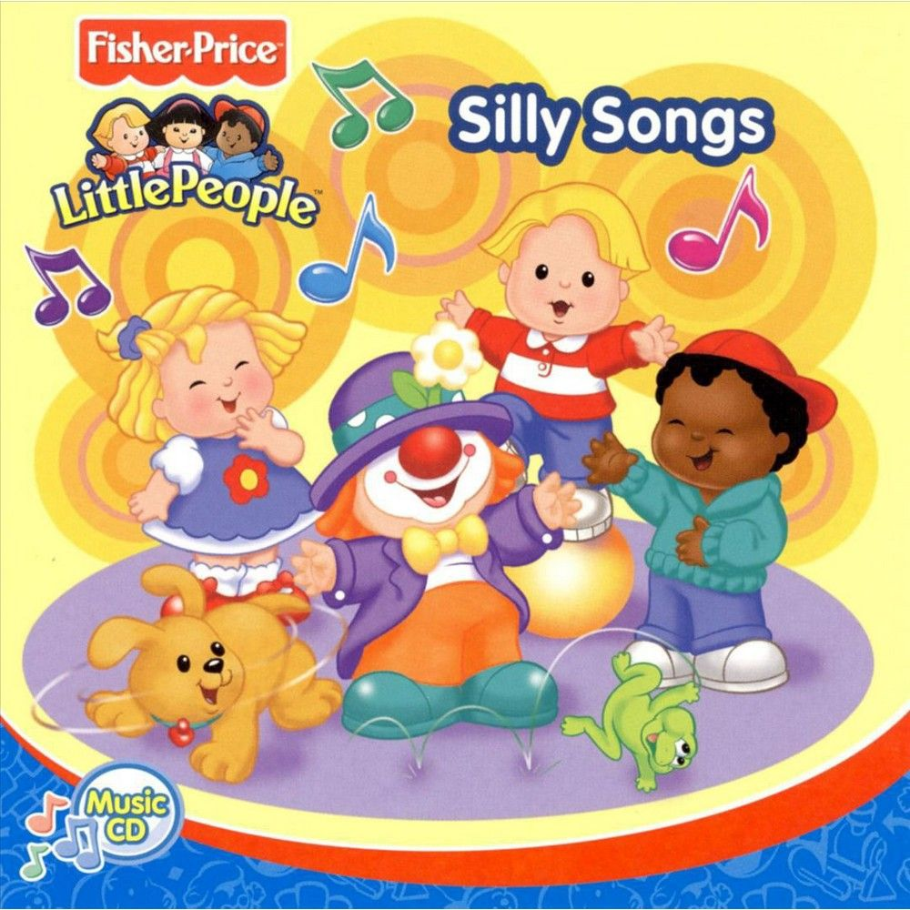 Various Artists - Silly Songs (Fisher Price) (CD)