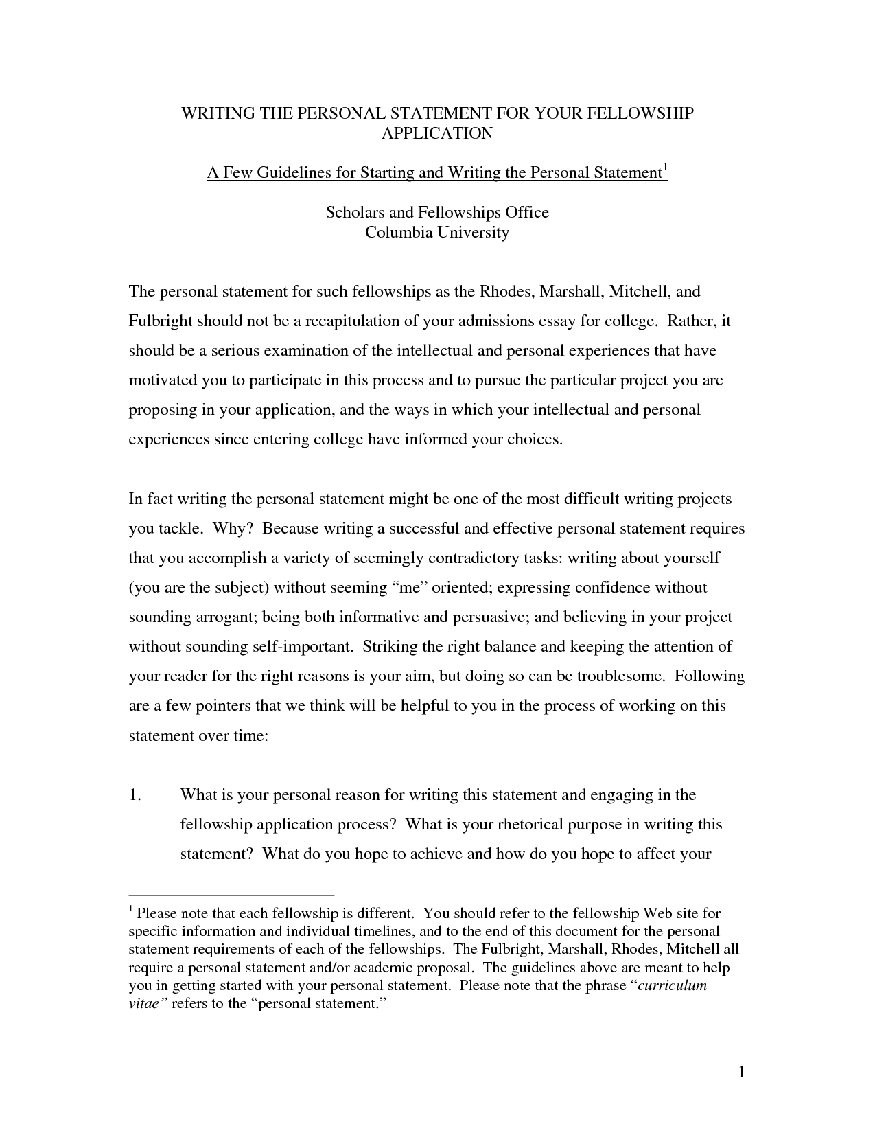 Personal Statement For Admission In University Essay Example Uca English Literature