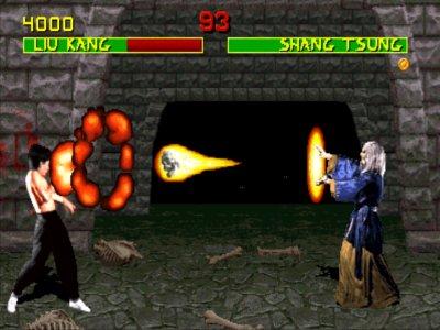 The original Mortal Kombat | ?? mystery board ?? | Mortal
