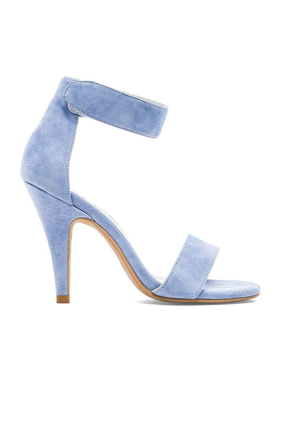 Jeffrey Campbell Hough Heels in Pale Blue Suede | REVOLVE | Shoes ...