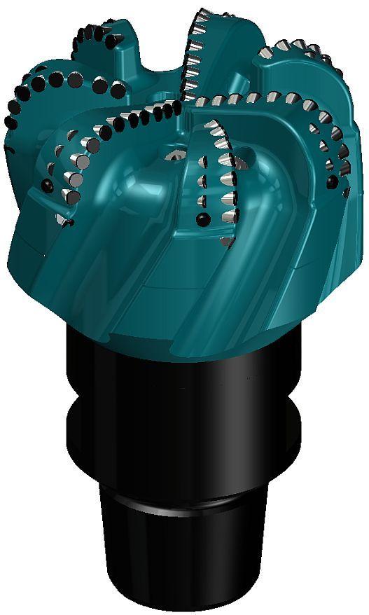 Ulterra S 12 25 U713m Pdc Bit Oil And Gas Gas Industry Drill