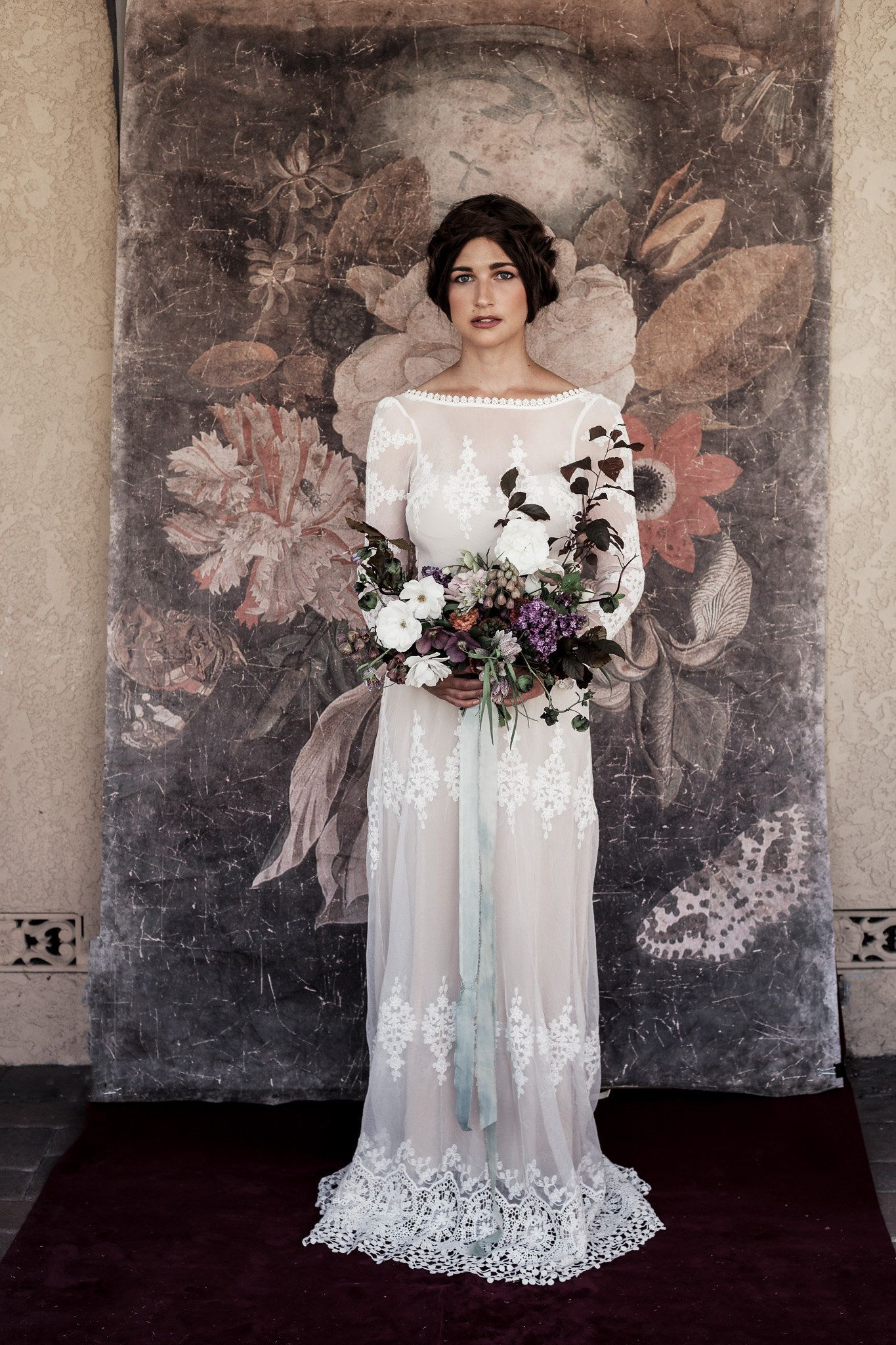 dreamers-and-lovers-bohemian-lisa-backless-wedding-dress-lace-lined ...