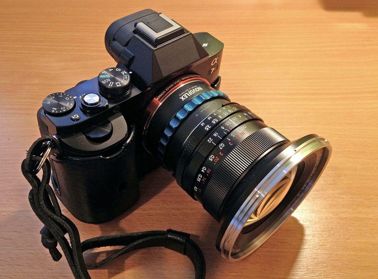 Sony A7R e Zeiss Distagon T* 3.5/18, una accoppiata vincente