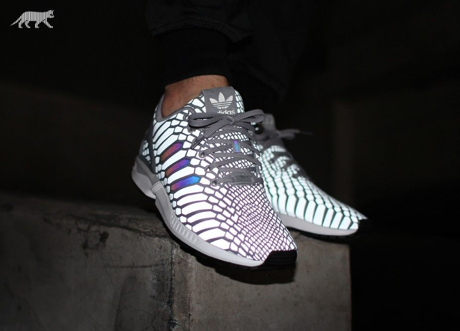 adidas ZX FLUX *Xeno Pack* (LTONIX SUPCOL FTWWHT