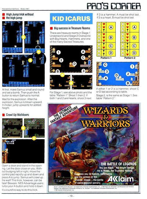 Kid Icarus (NES)   Retro Gaming   Kid icarus, Games, School