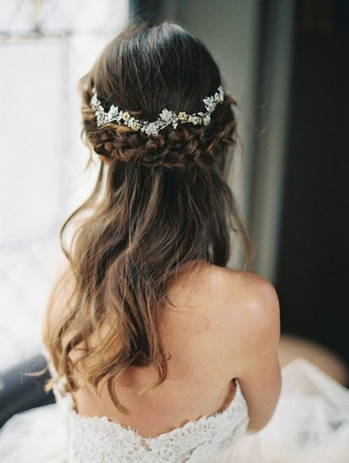 1001 Ideas De Peinados De Novia Ms Consejos Peinados