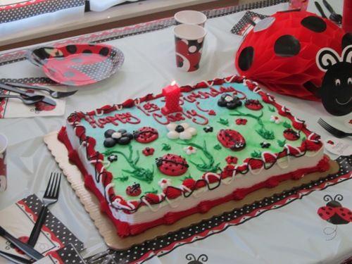 Strange Ladybug 1St Birthday Party Supplies And Cake For More Ladybug Birthday Cards Printable Giouspongecafe Filternl