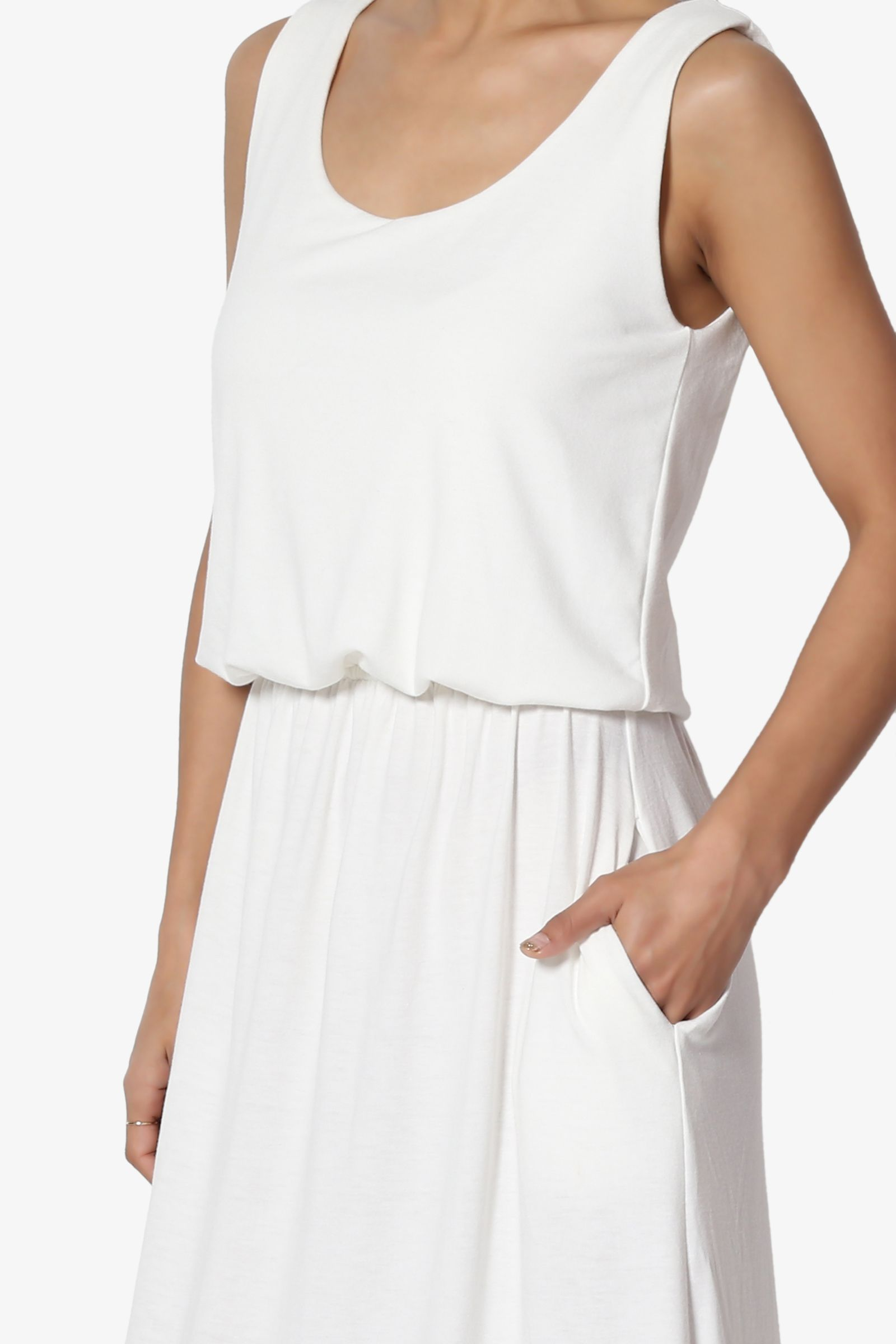 Themogan Themogan Women S S 3x Sleeveless Scoop Neck Blouson Tank Top Long Skirt Maxi Dress Walmart Com Long Skirt Maxi Dress Sleeveless [ 2400 x 1600 Pixel ]