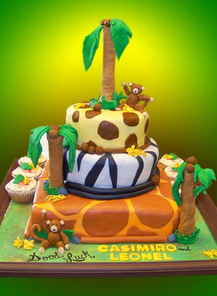 Jungle Cake Casimiro Leonel Farewell Lion King Show Jungle