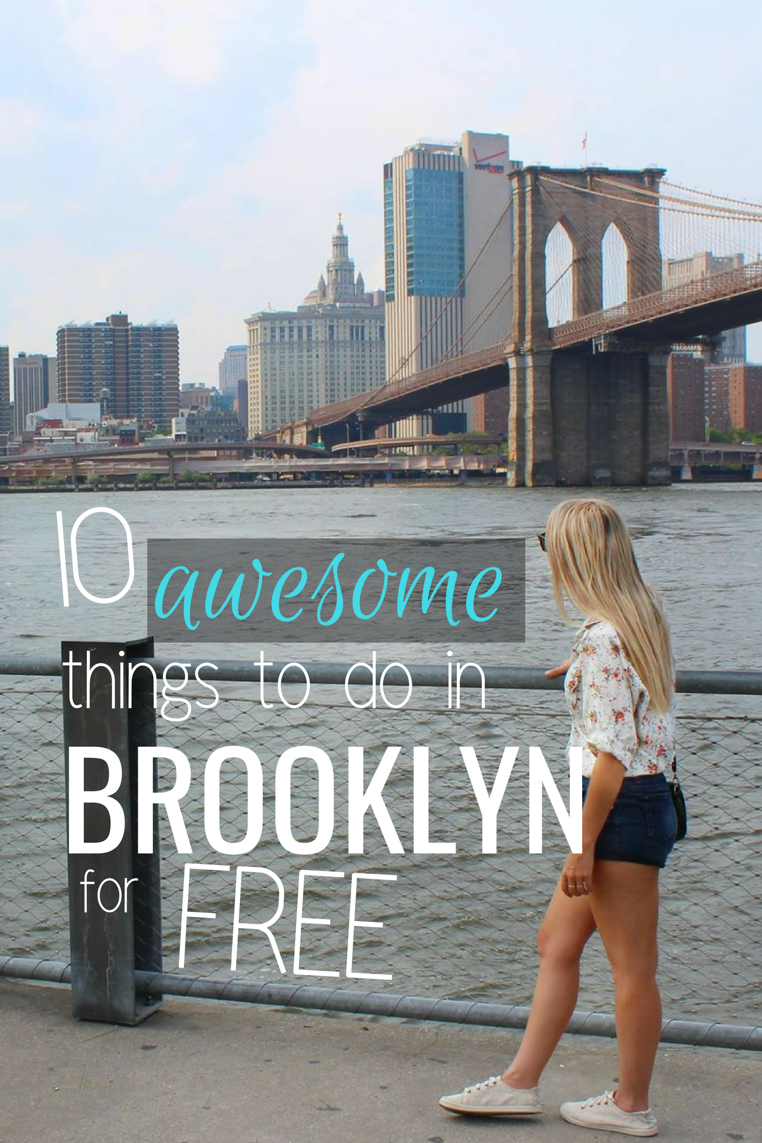 10 Awesome Things To Do in Brooklyn for Free!   Brooklyn
