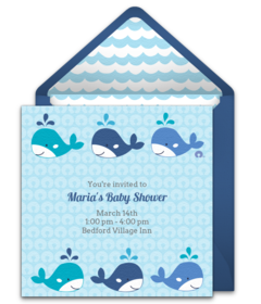 Online invitations from free baby shower invitations invitation online invitations from nautical baby showersthemed filmwisefo Gallery
