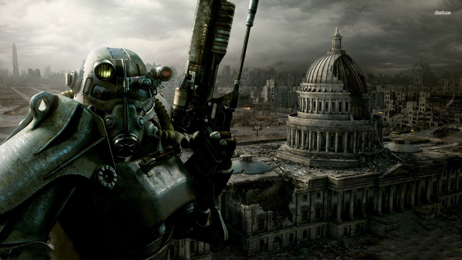 Fallout 3 Desktop Background Fallout Wallpaper Wallpaper Pictures Live Wallpapers