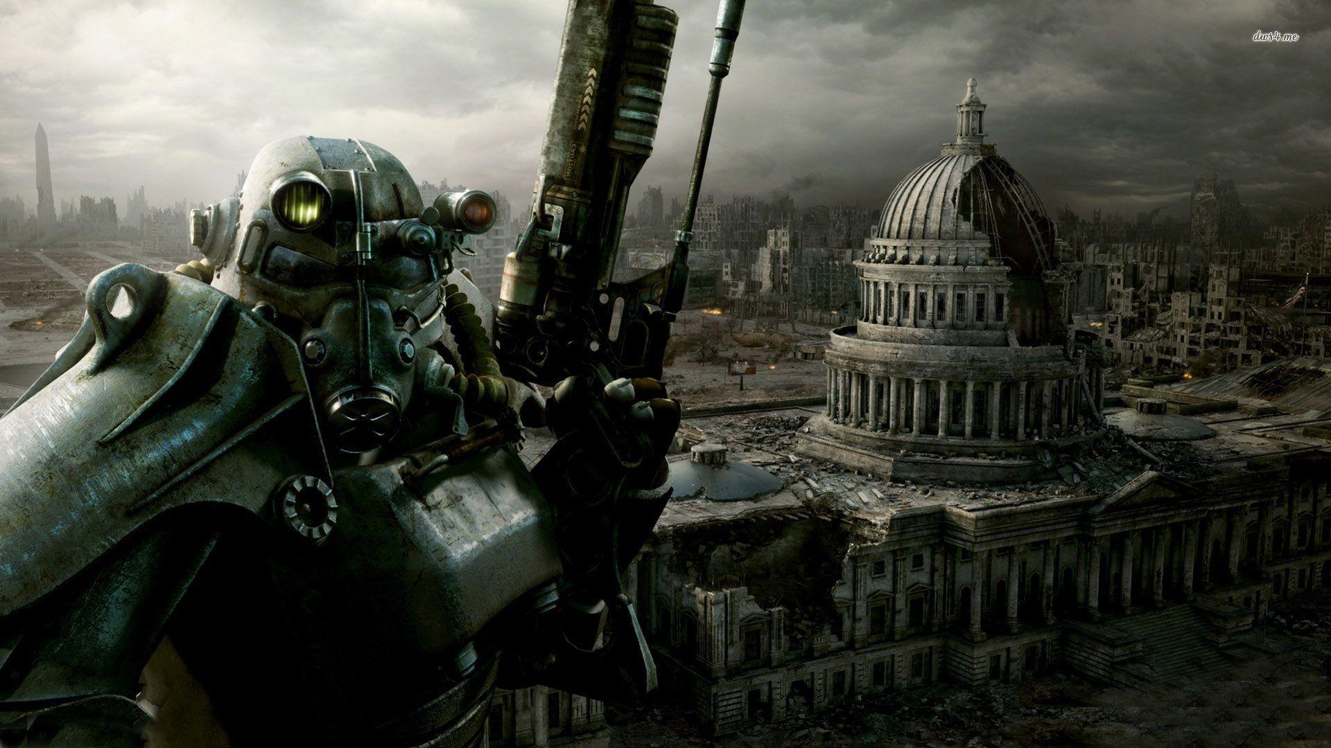 Fallout 3 Desktop Background Fallout Wallpaper Wallpaper Pictures Backgrounds Desktop