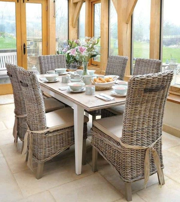 Basket Chairs For Dining Great Designs Decor10 Blog Farmhouse Dining Dining Room Makeover Dining Room Remodel
