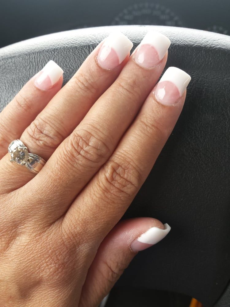 Photo of Nina Nails - Corona, CA, United States. Had my nails done ...