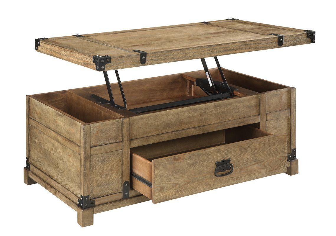 Kanagy Coffee Table With Storage Coffee Table Wood Coffee Table With Storage Cool Coffee Tables