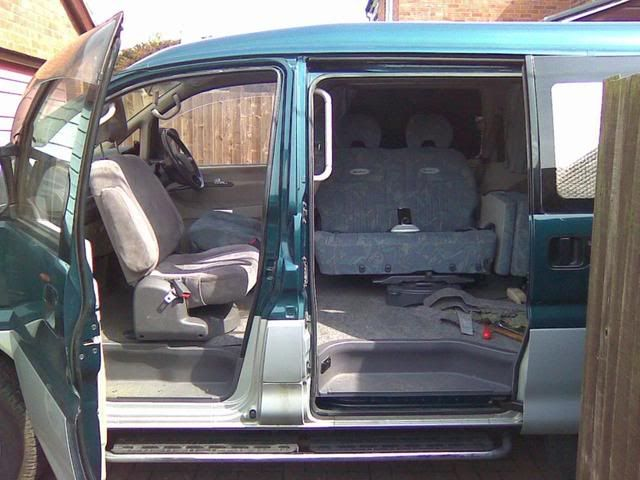 Swivel Seats Delica Swivel Seating