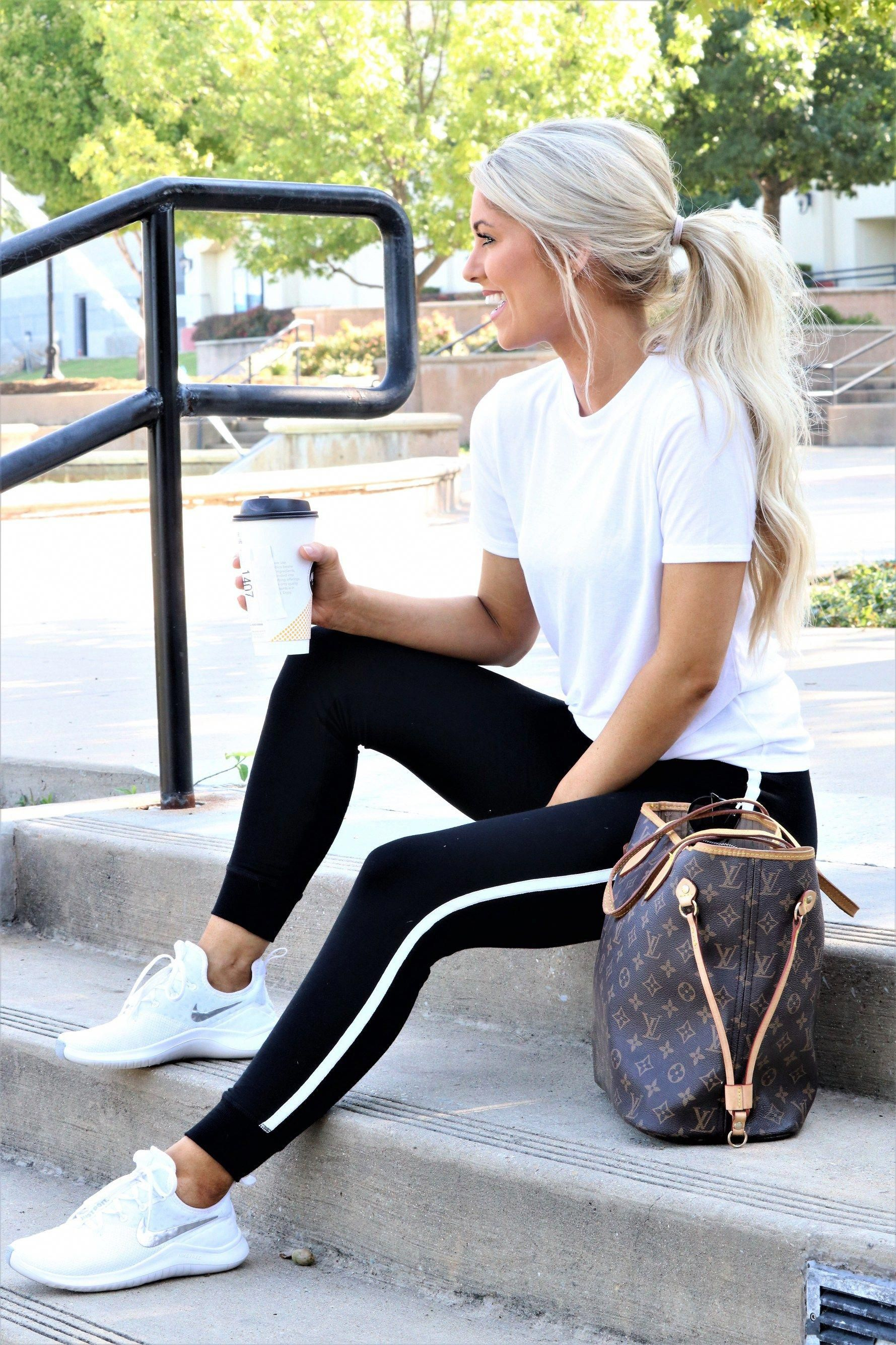 22e382ef043 Fall Activewear With Nordstrom – Living My Best Style  springfashionoutfits