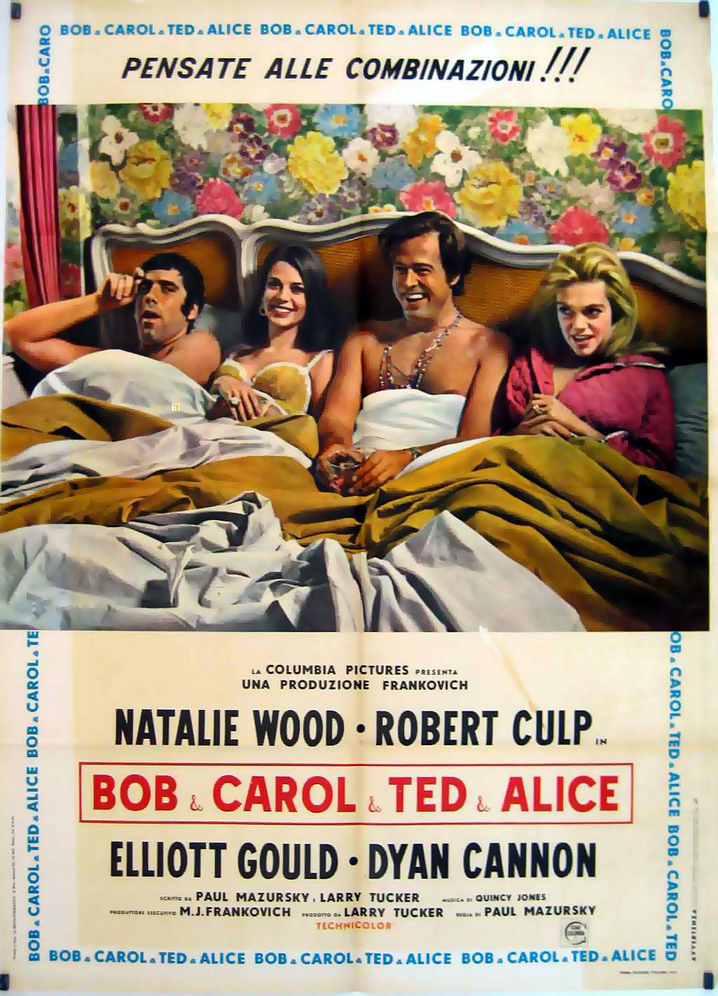 Bob & Carol & Ted & Alice Movie | ... bob carol ted alice