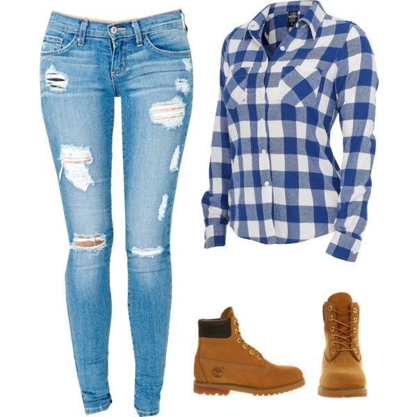 Timberland Work Boots Outfit Cowboy Fall