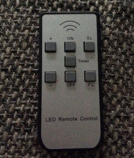 koopower 9 led kerzen mit timer fernbedienung batterien dimmbare teelichter remote. Black Bedroom Furniture Sets. Home Design Ideas