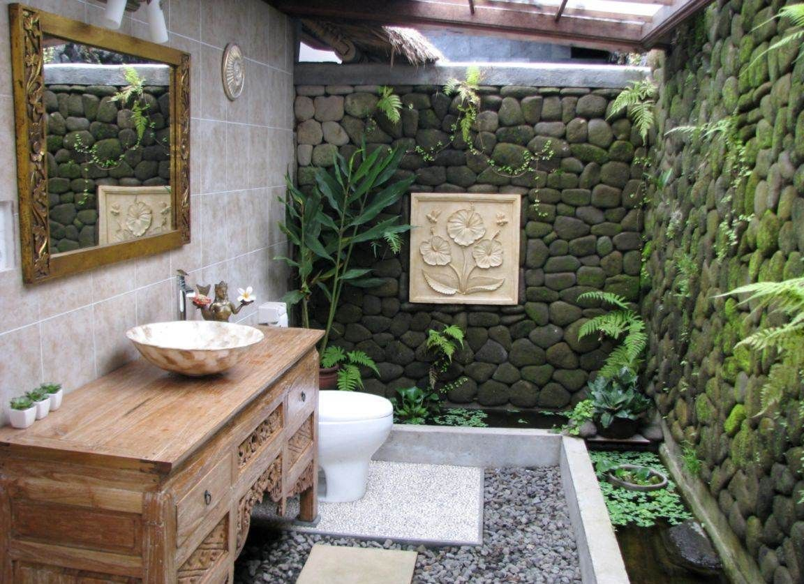 Wonderful Tropical Bathroom Design Ideas Tropical Bathroom