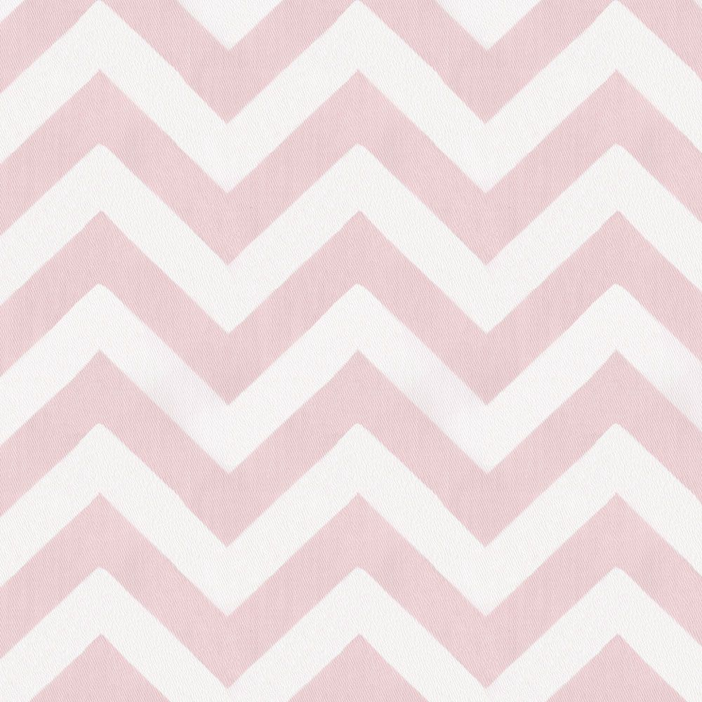Pink Zig Zag Fabric by the Yard | Zig zag, Yards and Carousel designs