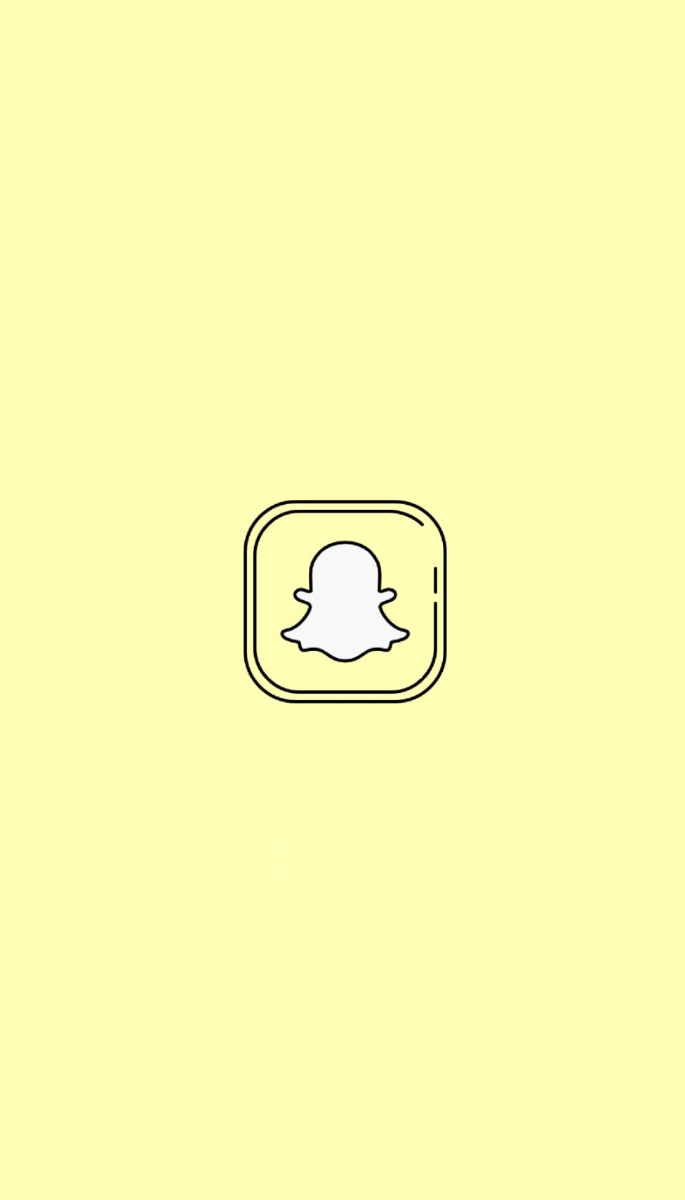 Snapchat Snapchat Logo Iphone Icon Cute App