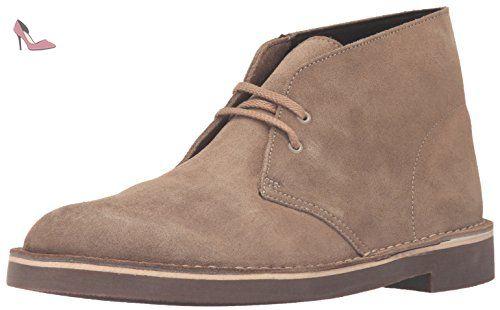 Clarks Bushacre 2 Hommes Marron Daim Bottte Chukka Pointure 42,5 EU -  Chaussures clarks · Desert BootsMen ... 36c0ef69bcec