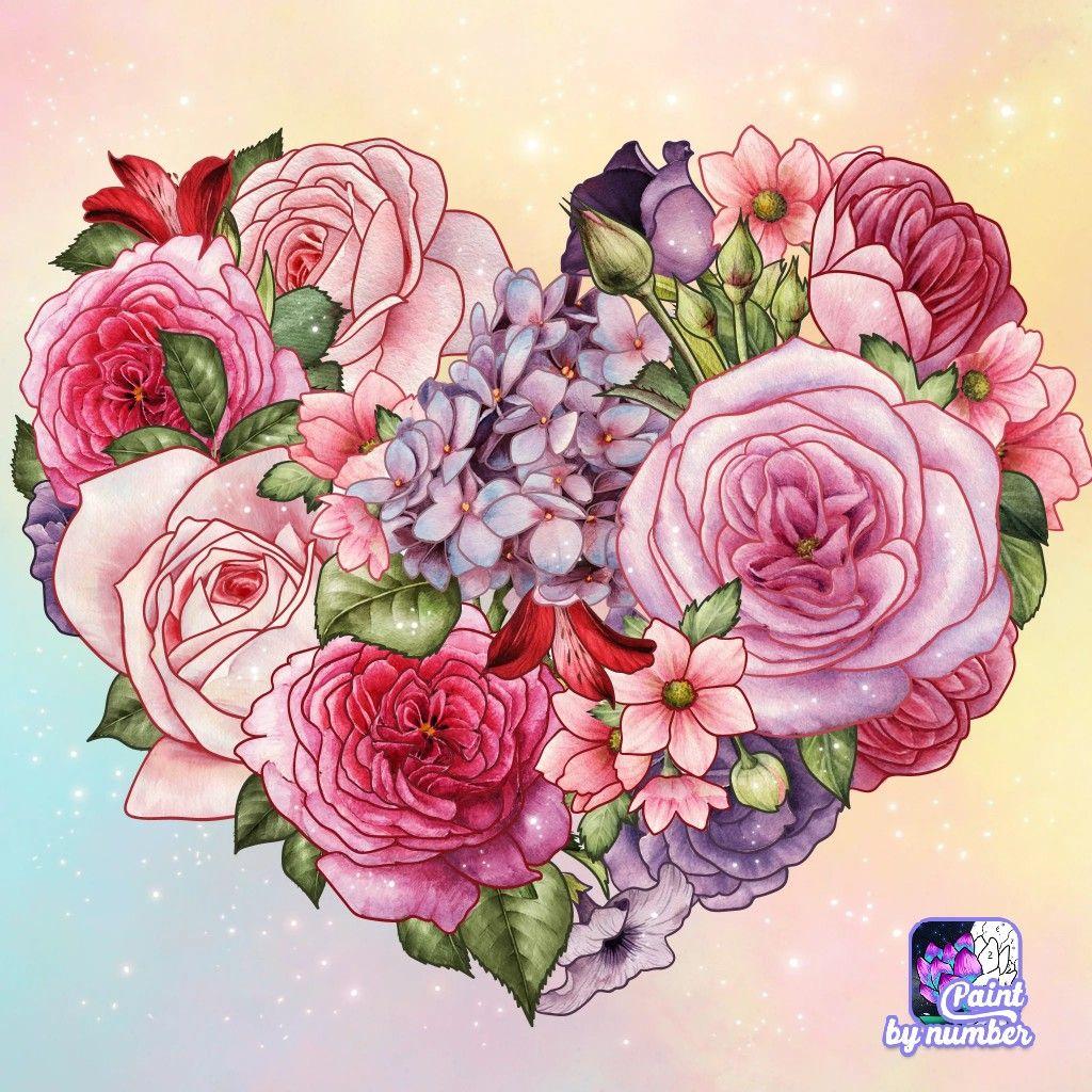 Pin Van Amber Wooddell Op Bloemen Kleuren Bloemen