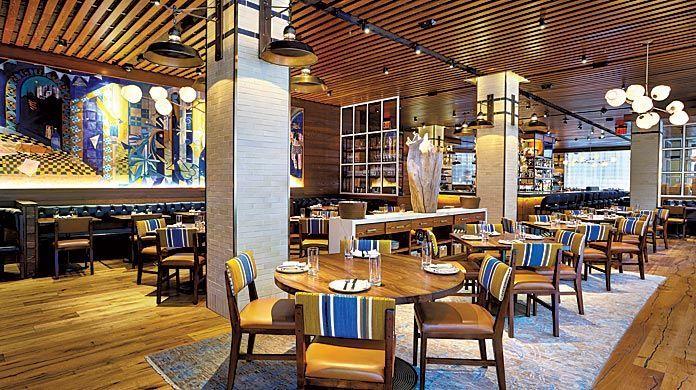 Ousia Gives Livanos Restaurant Group A New Culinary Jewel - new blueprint brooklyn menu