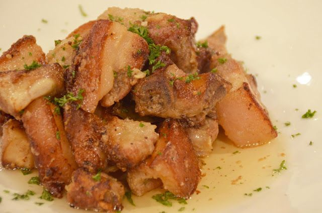 Adobo  Pampango (No Soy Sauce) de Logro