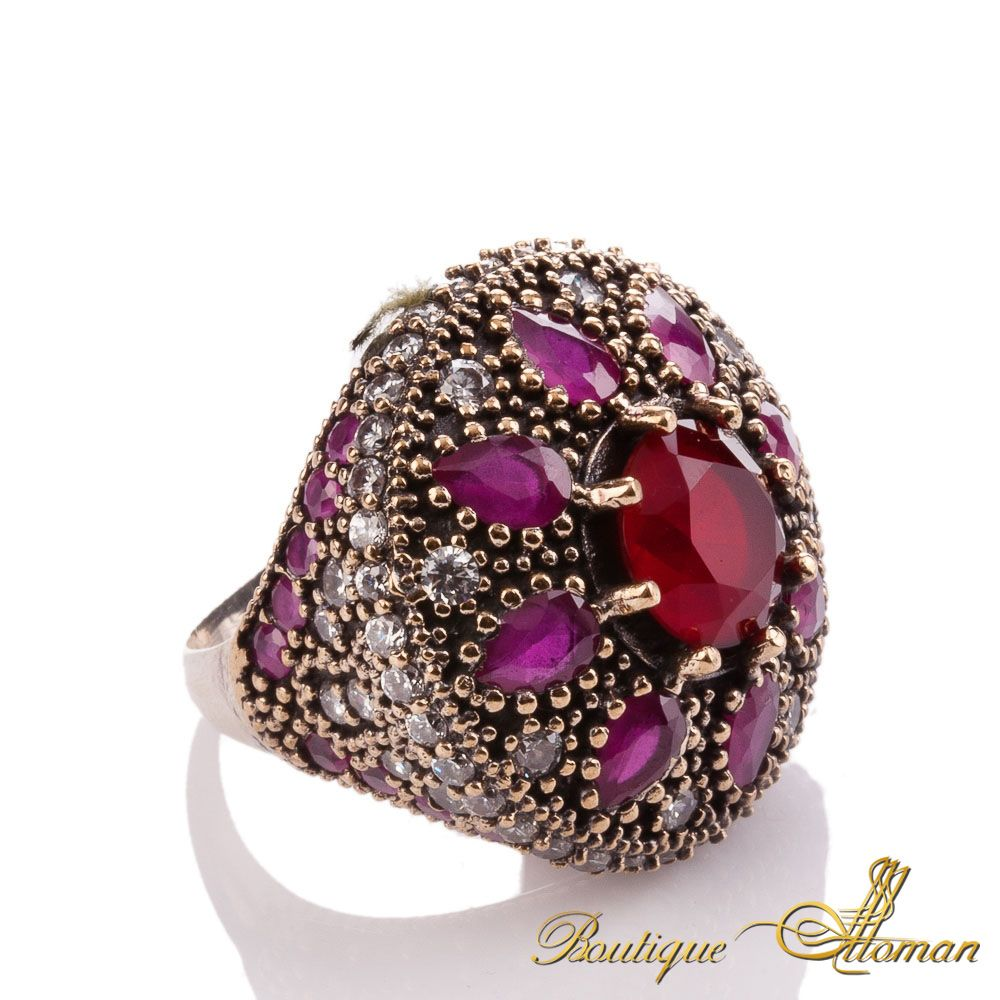 #jewelry Hareem Exclusive Collection Ring HS-0004  #jewelry #ottoman