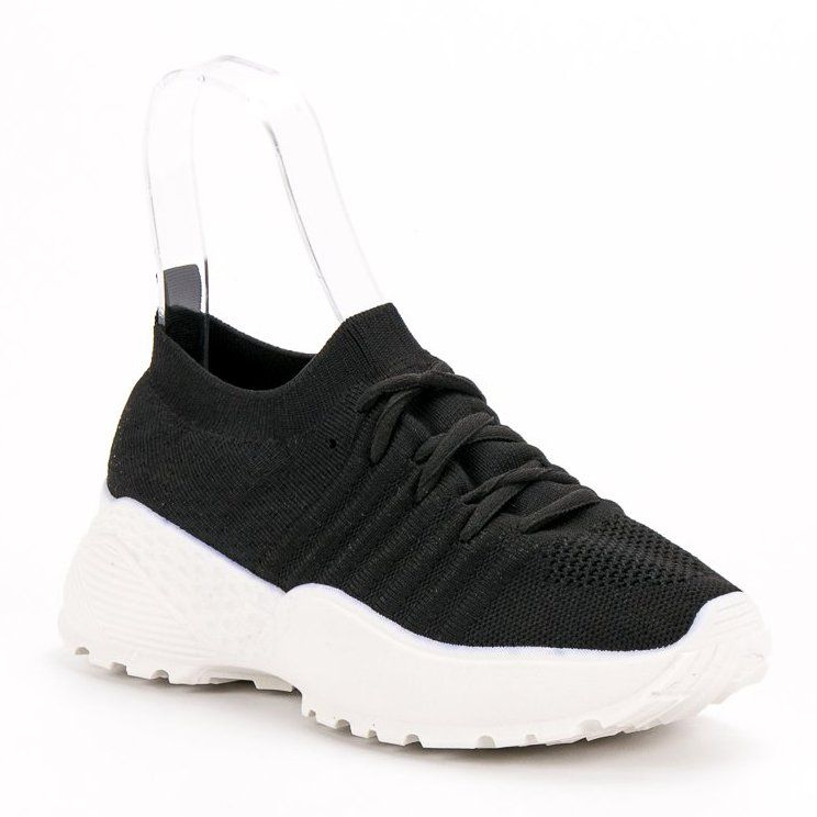 Wsuwane Sneakersy Vices Czarne Baby Shoes Shoes Fashion