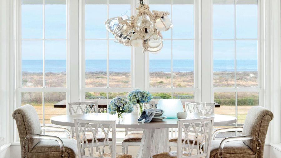 35 Elegant Light Fixtures Dining Room Chandeliers Casual Formal Begin With A C Beach House Dining Room Coastal Dining Room Sets Coastal Living Room Furniture