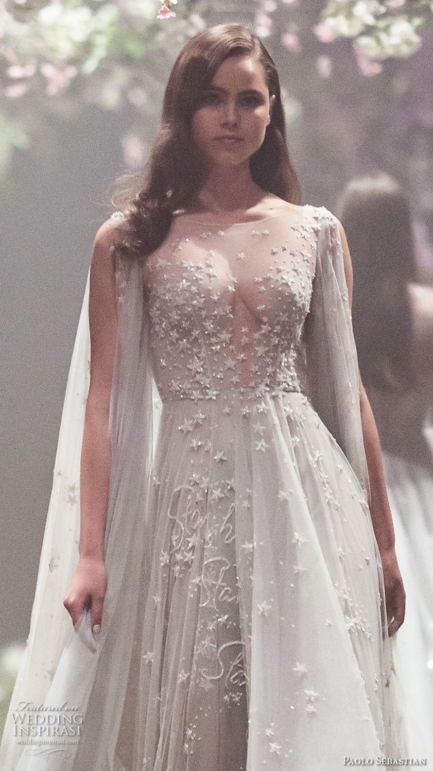Paolo sebastian spring couture wedding dresses fashion