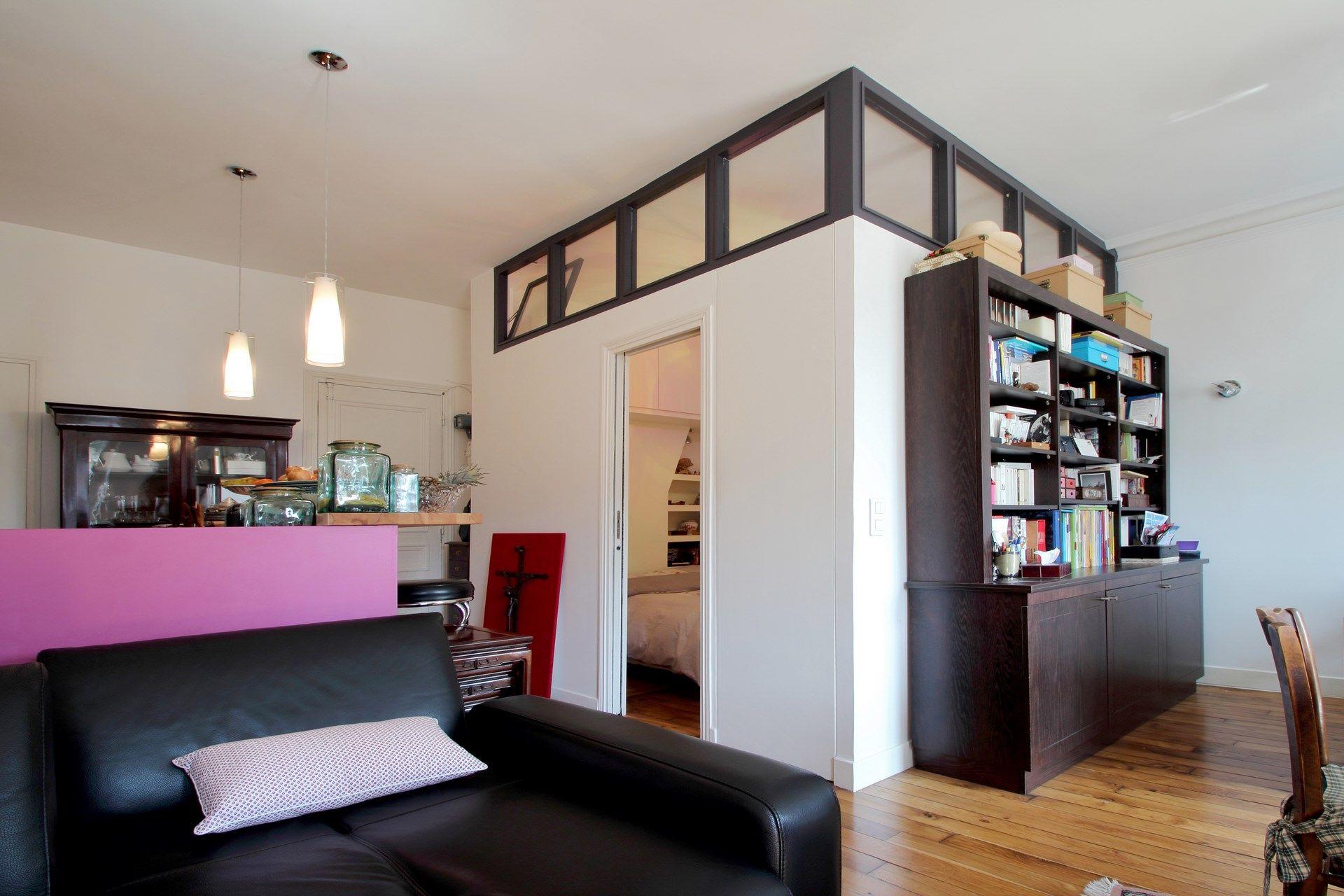 100 Incroyable Idées Creer Une Chambre Dans Salon