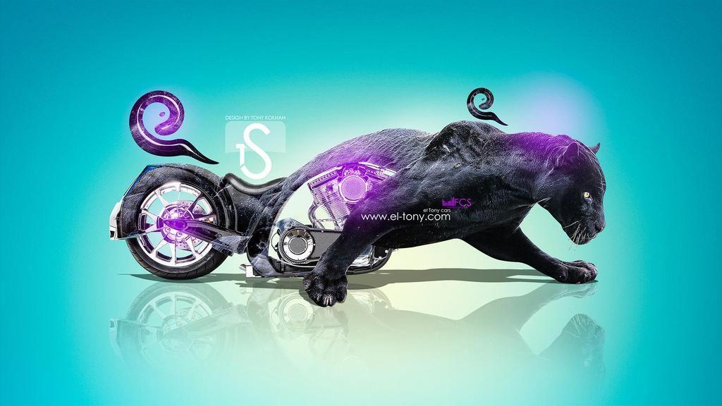 Delightful Ordinaire Tony Kokhan Fantastic Moto Art Designs Http://goo.gl/iEFU2p