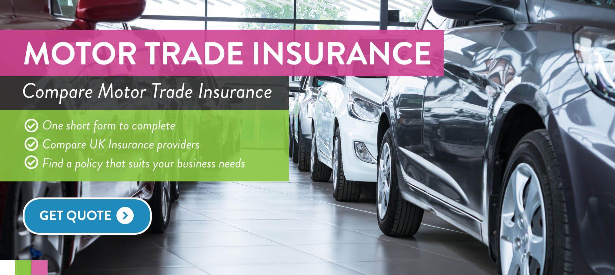 motor trade road risk insurance