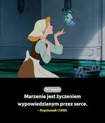 Znalezione Obrazy Dla Zapytania Fajne Cytaty Z Bajek Disneya