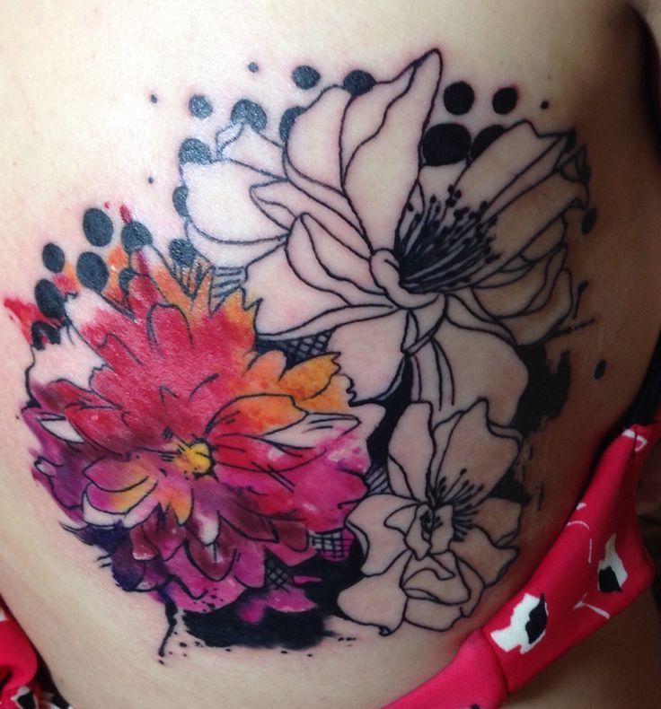black dahlia flower meaning
