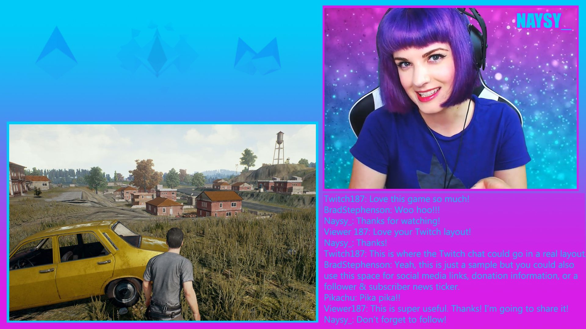 Make your own twitch overlay in 15 minutes twitch