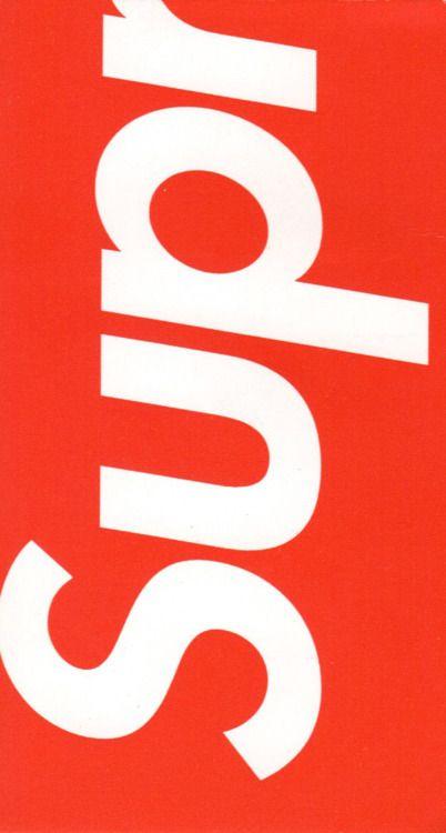 Supreme Box Logo Cellphone Wallpaper Monogram Logo Art Wallpaper
