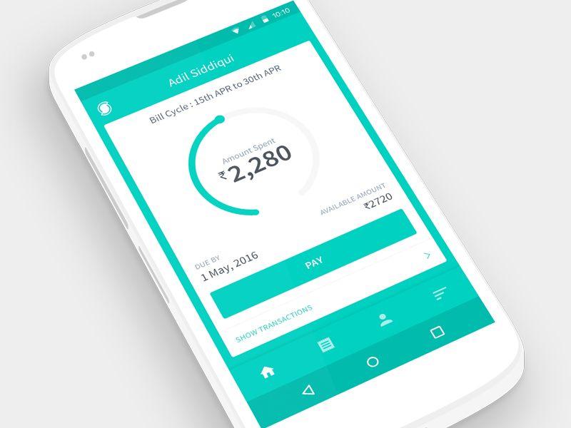 Simpl [WIP] Android Bottom Navigation Navigation