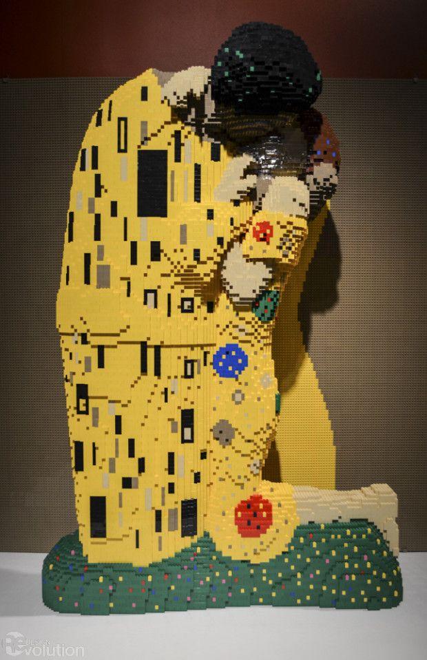 Exposição Lego SP