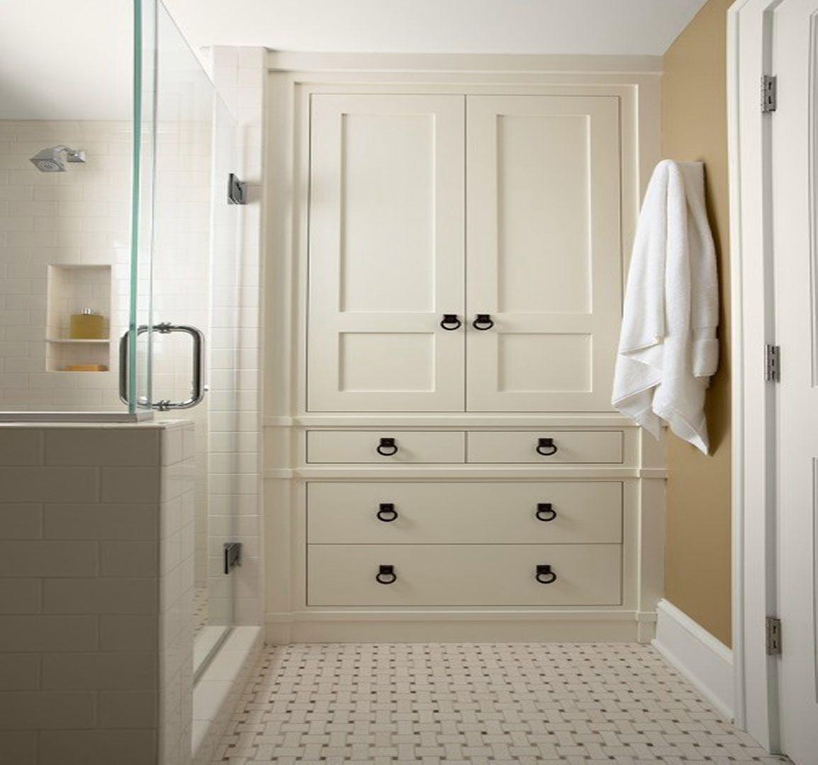 Love built-ins   Home & Decor   Pinterest   Built ins, Bathroom ...