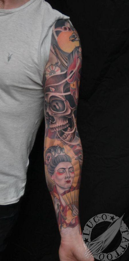 Japanese Tattoo Artist London Japanese Tattoo Artist Japanese Tattoo Japanese Tattoo Designs